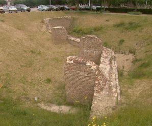 fort muur